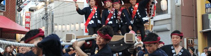 画像:泉州の祭