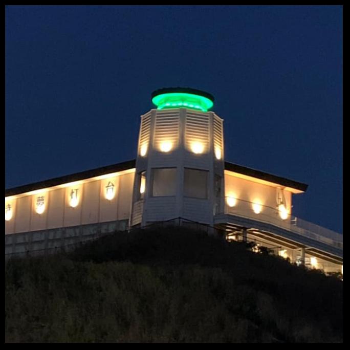 道の駅 みさき 夢灯台