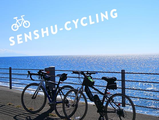 画像:泉州サイクリングルート